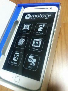Moto G4 Plus 2